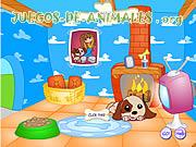 Juego de Animales Puppy Star Doghouse