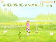 Juego de Animales Spring Flowers Game