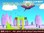 Juego de Animales Protect the Cow